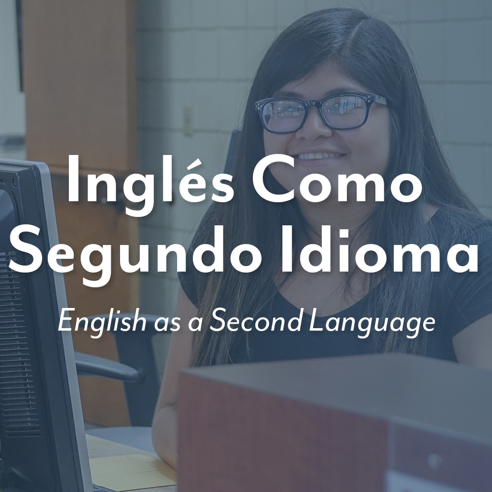 English as a Second Language courses
