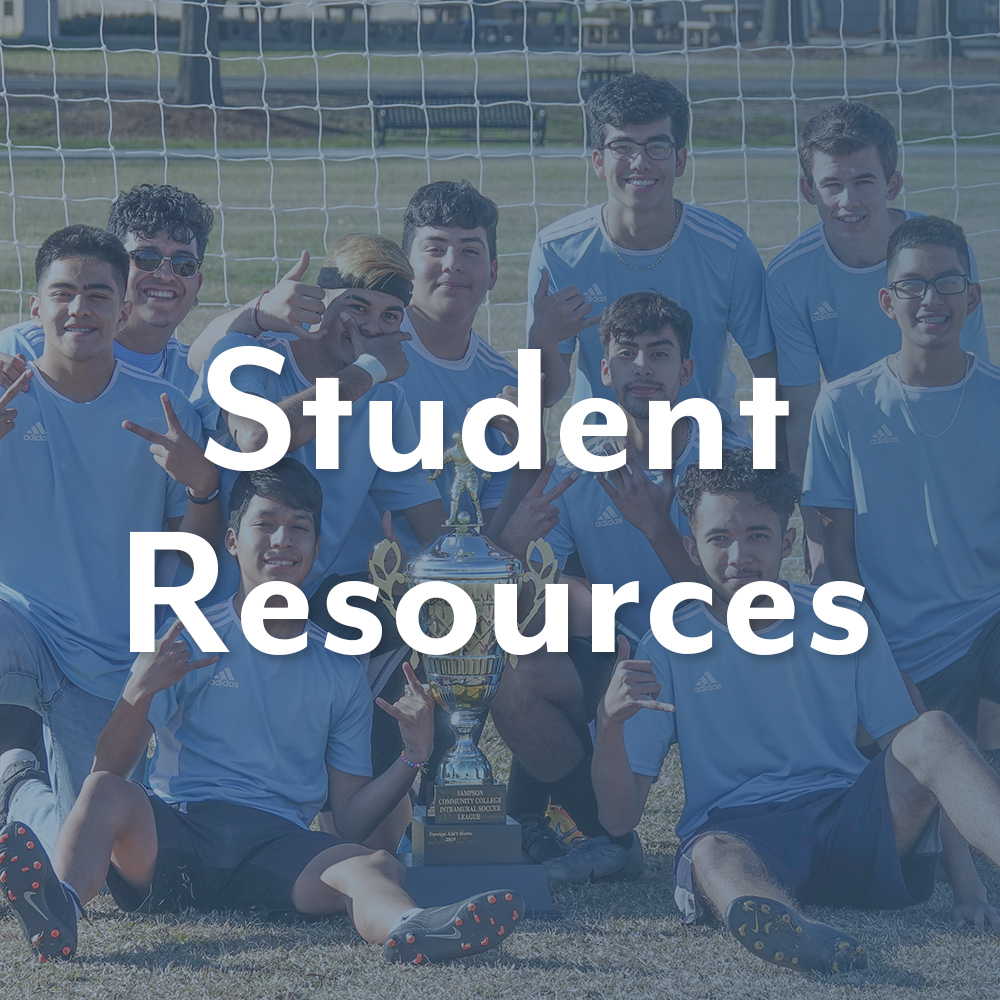 Learn more about our Student Resources