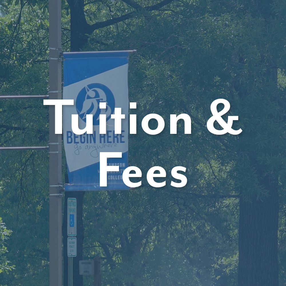 Learn more about Tuition and Fees