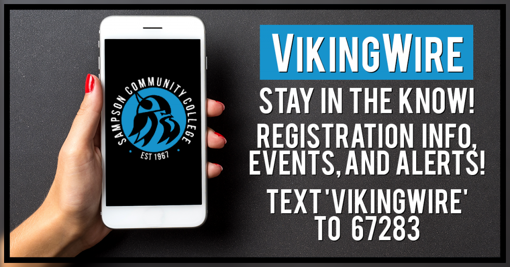 Sign up for VikingWire today!