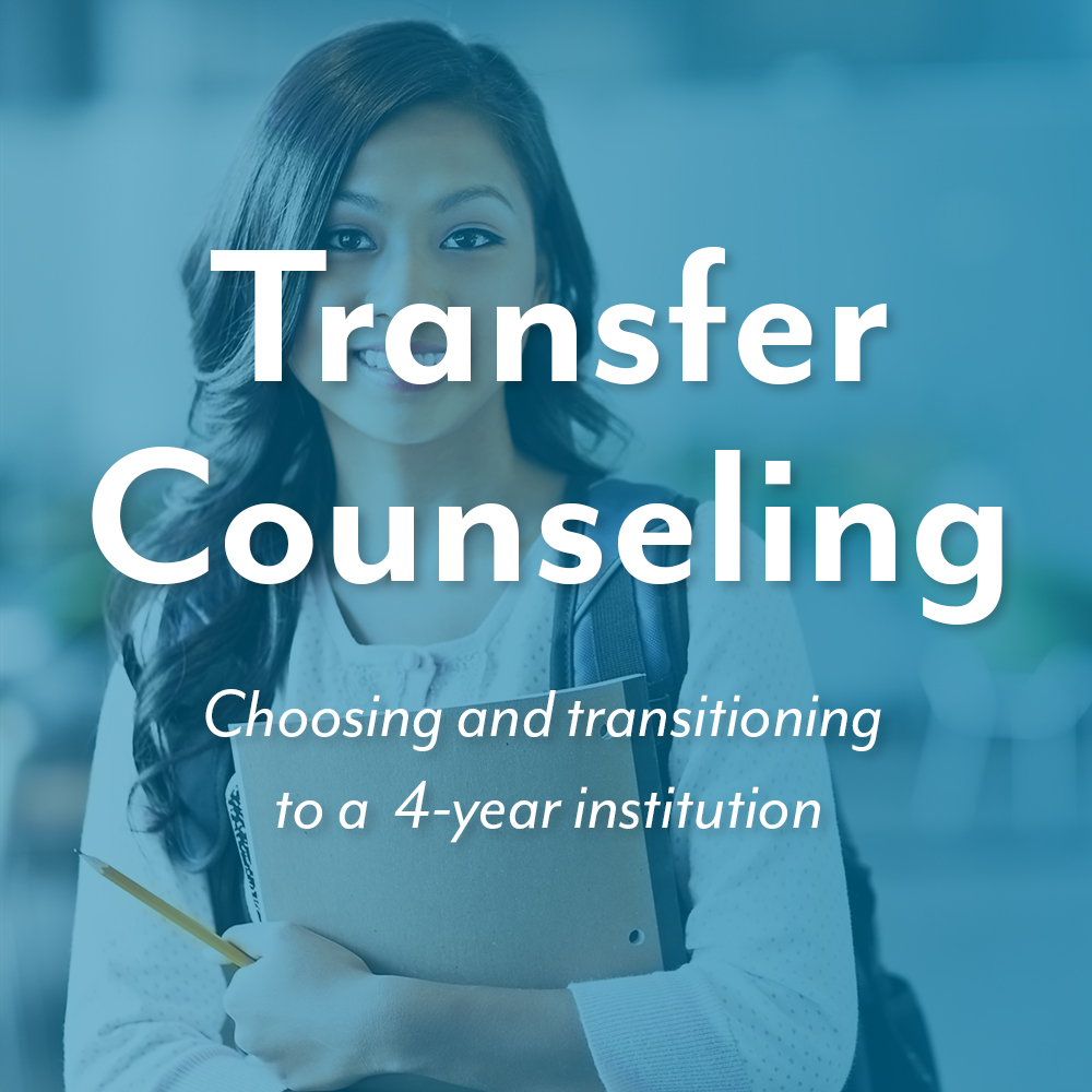 Transfer Counseling Services