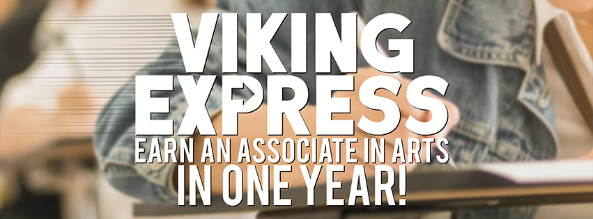 Viking Express Accelerated Degree Program